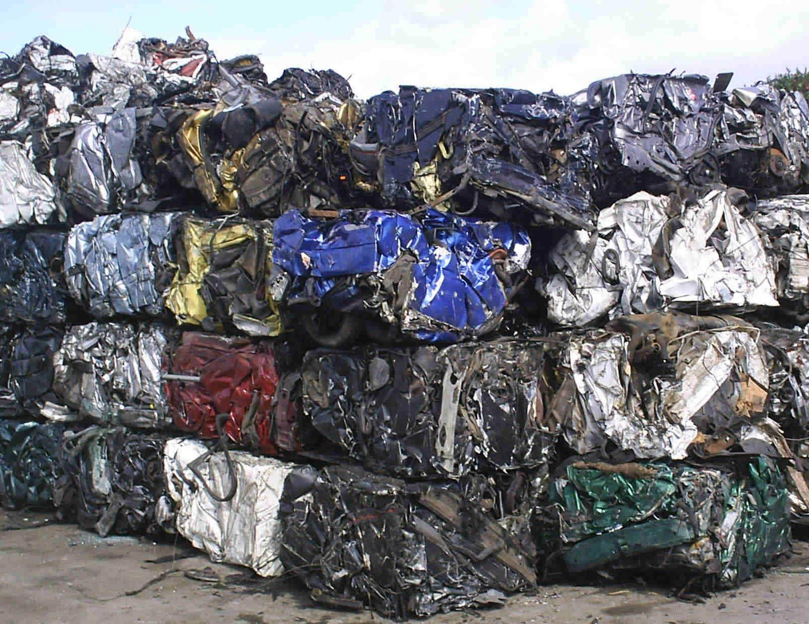 Trade Distribution: Isle of Man Scrap Metal Contract Renewal