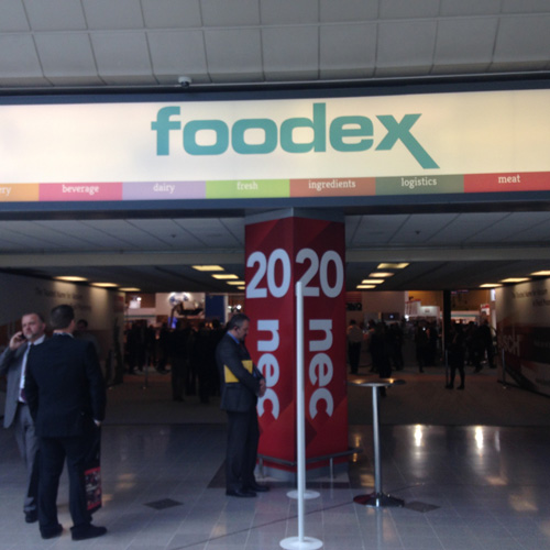Image of Trade Distribution chilled food logistics specialist at FoodEx 2016